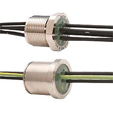 Kabel- en ader-doorvoeringen