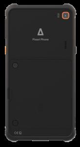 Pixavi Phone achterkant