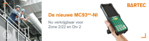 Banner MC93ex-NI verkrijgbaar
