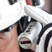 Remote ondersteuning in explosiegevaarlijke omgevingen