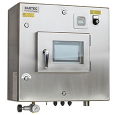APEX (SILAS) Pressurized Cabinet for Zone 1/21 or 2/22