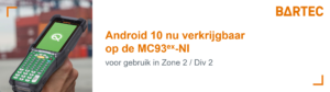 Banner MC93ex-NI Android 10